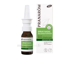 Aromaforce Solution nasale dégage le nez 15ml à CANALS
