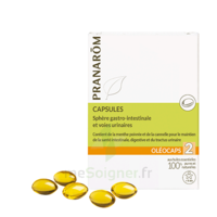 Oléocaps 2 Caps santé intestinale bio B/30 à CANALS