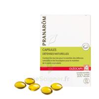 Oléocaps 4 Caps Système Immunitaire Bio B/30 à CANALS