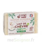 Mkl Savon Lait De Chèvre Bio Thé Sencha 100g à CANALS