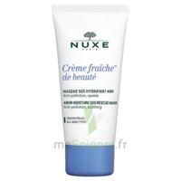 Crème Fraiche® De Beauté - Masque Hydratant 48h Et Anti-pollution50ml à CANALS