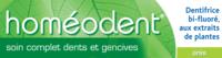 Acheter Boiron Homéodent Soin Complet Dents et Gencives Pâte Dentifrice Anis 2T/75ml à CANALS
