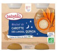 BABYBIO Pot Bonne Nuit Légumes Quinoa à CANALS