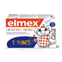 Elmex Duo Dentifrice Enfant, Tube 50 Ml X 2 à CANALS