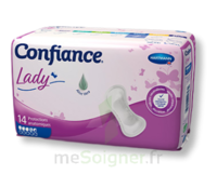Confiance Lady Protection Anatomique Incontinence 4 Gouttes Sachet/14 à CANALS