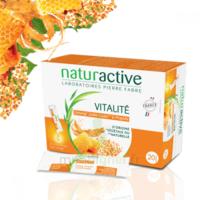 Naturactive Phytothérapie Fluides Solution Buvable Vitalité 2b/20 Sticks/10ml à CANALS