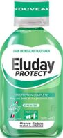 Pierre Fabre Oral Care Eluday Protect Bain De Bouche 500ml à CANALS