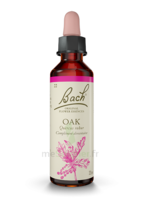 Fleurs De Bach® Original Oak - 20 Ml à CANALS