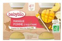 Babybio Pot Mangue Pomme à CANALS