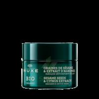 Nuxe Bio Masque Détoxifiant Eclat 50ml à CANALS